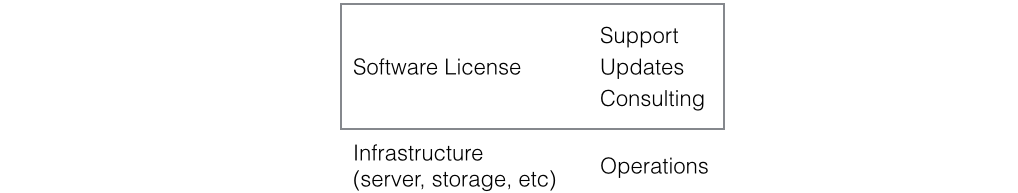 Software License Model